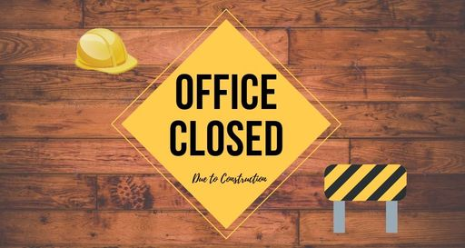 Meadowview Office Closed