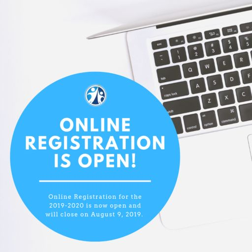 Online Registration for Returning Families