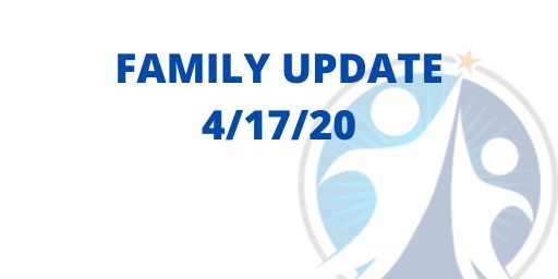 Family Update 4/17/20