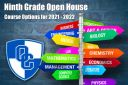 Open House - Course Options 2021 - 2022