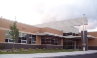 East Middle School building