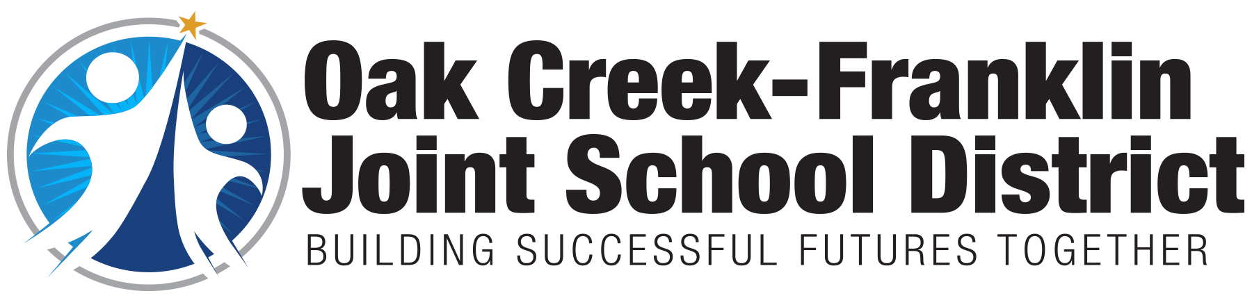 Oak Creek-Franklin Joint School District logo